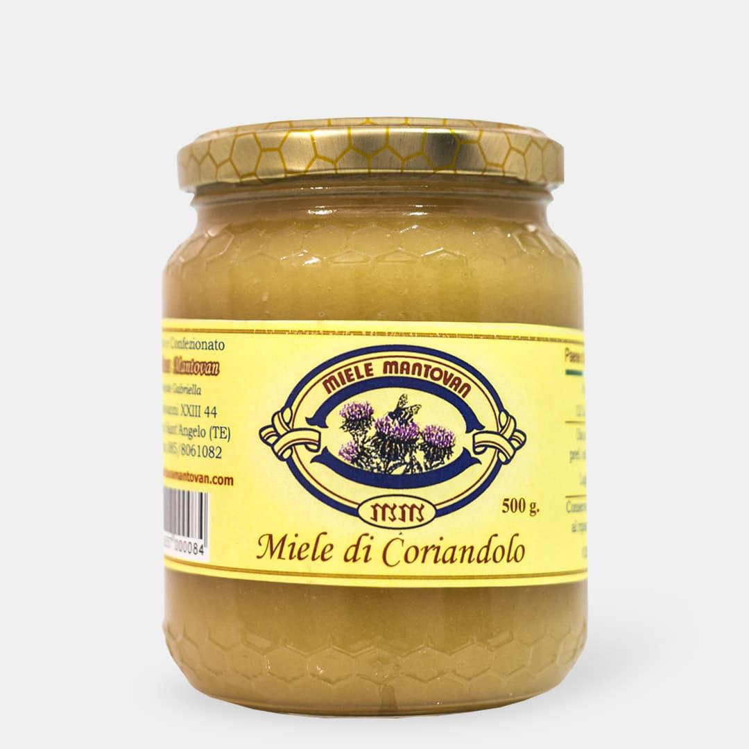 Miele Coriandolo 2016 500g